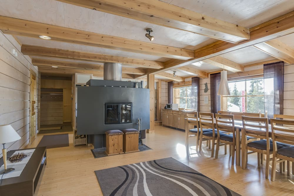 Cottage, 4 Bedrooms, Sauna - Living Area