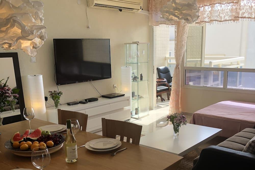 全景公寓 - 客廳