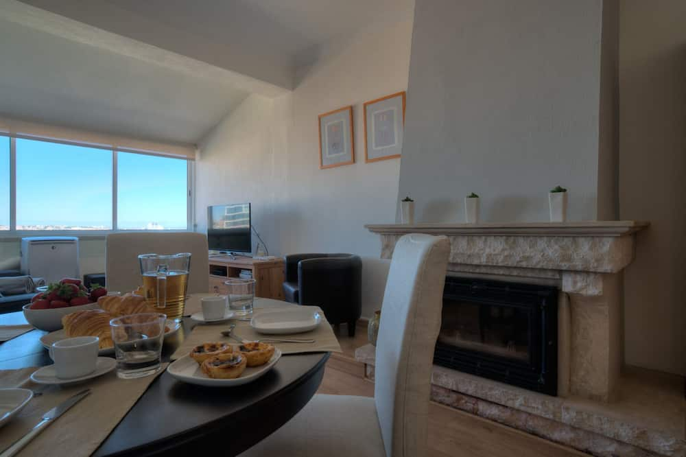 Apartmán, více lůžek - Obývací pokoj