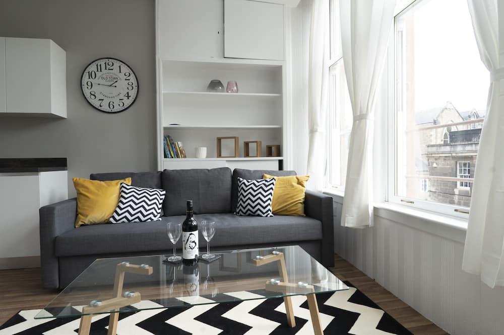 Apartmán, 1 ložnice (2) - Obývací prostor