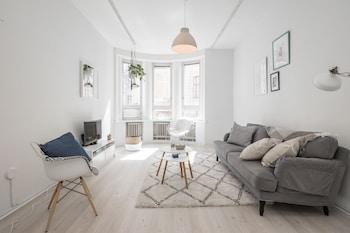 Selline näeb välja Scandinavian Apartments Lönnrotinkatu, Helsingi
