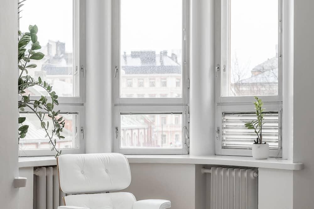 Elegant City Home - Wohnzimmer