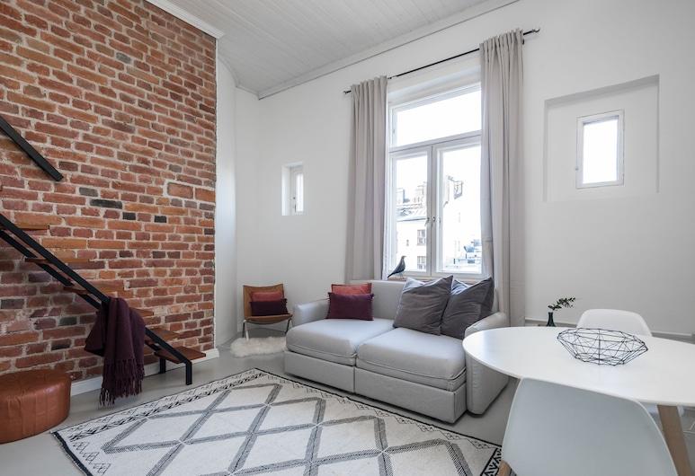 Scandinavian Apartments Meritullinkatu, Helsinki, Kruununhaka City Home, Living Area