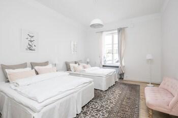 Mynd af Scandinavian Apartments Merikatu í Helsinki