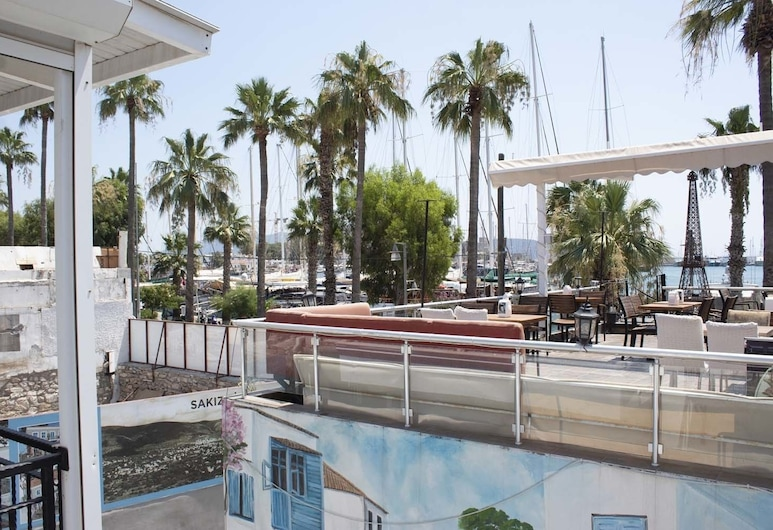 Costa Marina, Bodrum, Interior Entrance