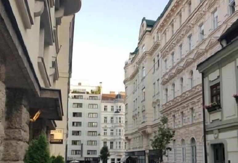 Sweet flat near the center, Viena, Fachada