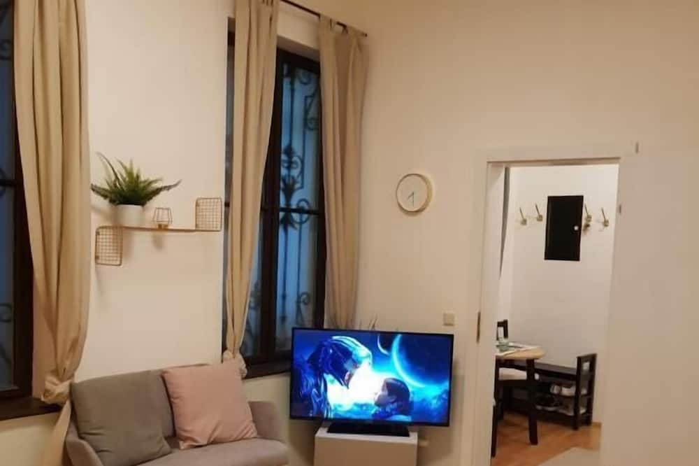 Apartment, 1 Bedroom (Cleaning Fee EUR 30,00) - Living Room