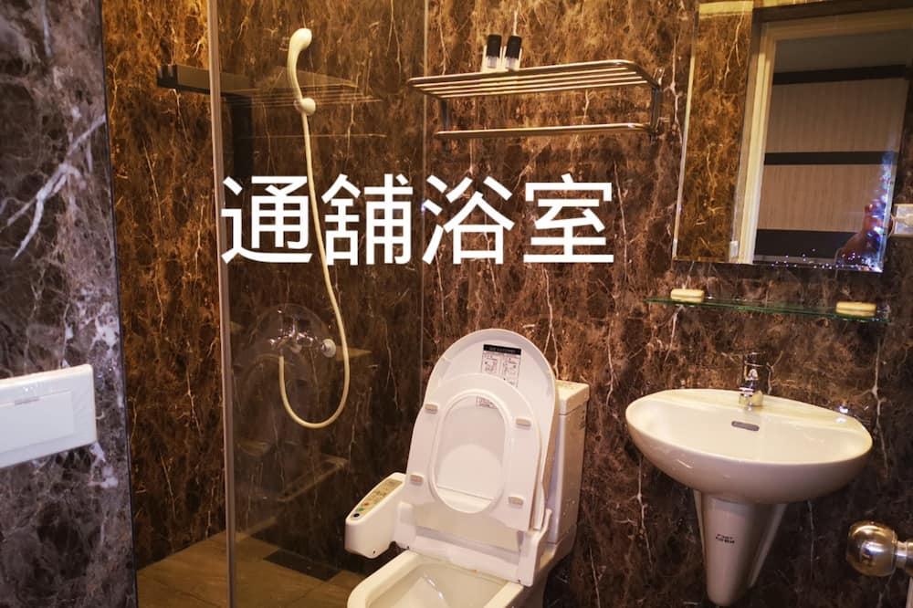 Chambre Économique - Salle de bain