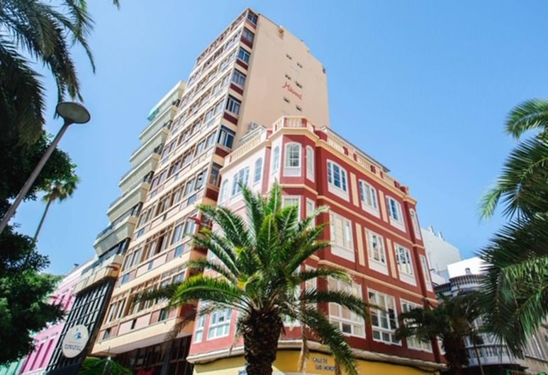 Studio in Las Palmas de Gran Canaria, With Wonderful City View and Terrace - 300 m From the Beach, Las Palmas de Gran Canaria, Exterior