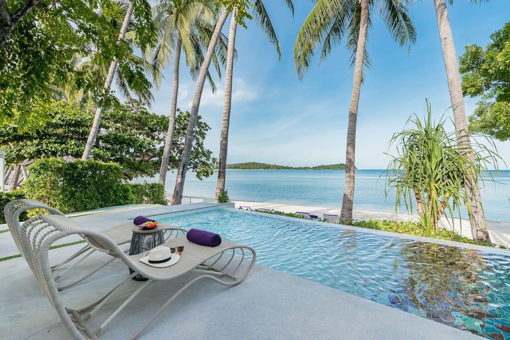 Beachfront Pool Villa - Terrace/Patio