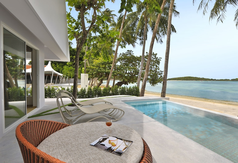 La Vida Samui, Koh Samui, Beachfront Pool Villa, Guest Room View