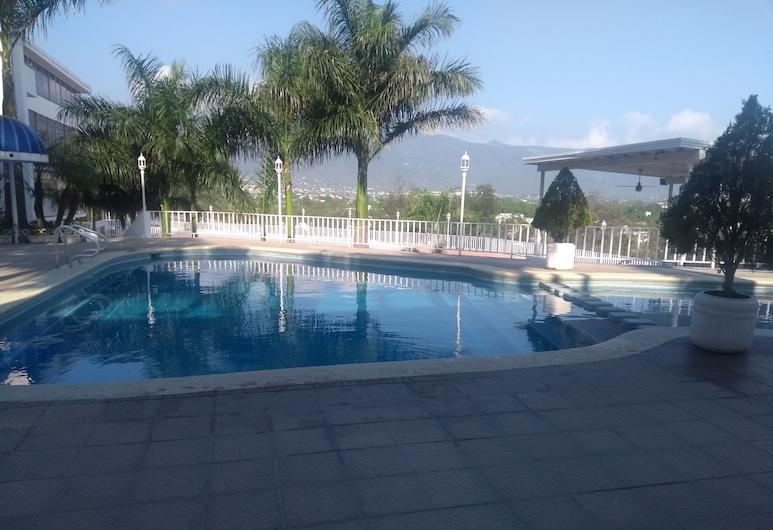Villas del Peñon del Hotel Panorámico, Ciudad Victoria, Outdoor Pool