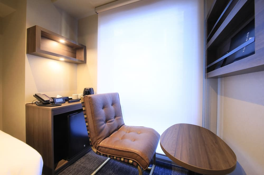 Dvojlôžková izba (Moderate) - Obývacie priestory