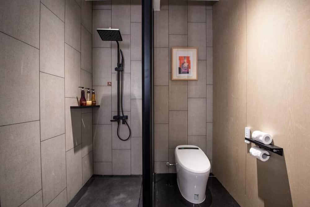 Habitación doble exclusiva, para no fumadores, sin ventanas - Baño