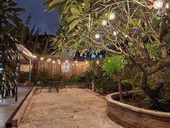 帕謝樞紐區花園套房酒店的圖片