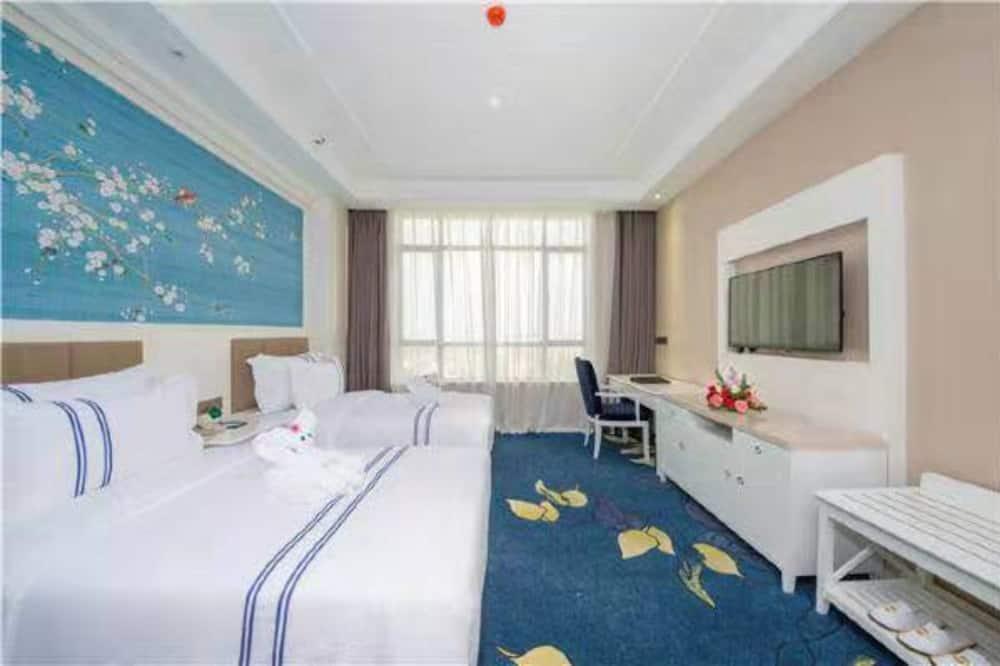 Deluxe suite, 2 slaapkamers - Kamer