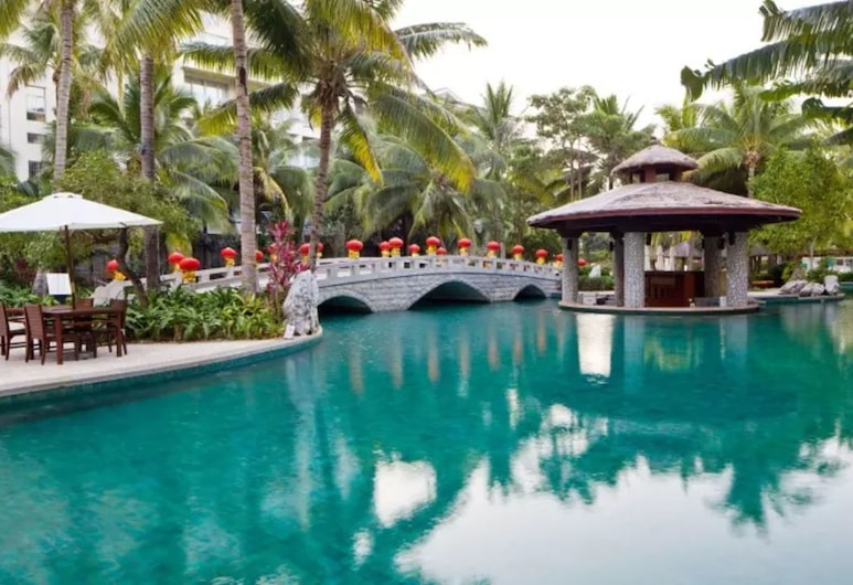Huayu Resort & Spa Yalong Bay Sanya, Sanya, Piscina all'aperto