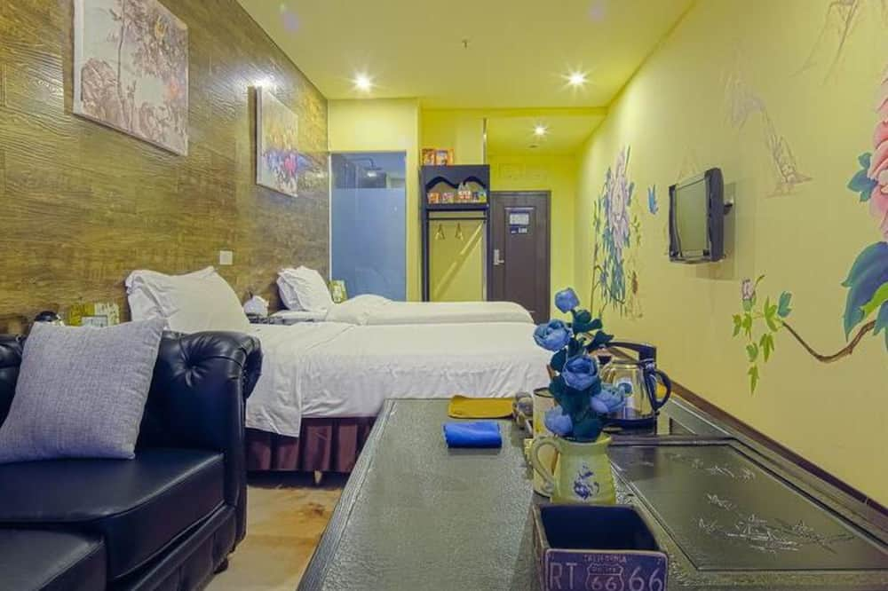 Deluxe Twin Room ( Mainland Chinese Citizen Only) - Guest Room