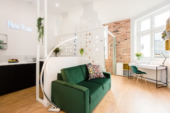 Picture of Bliss Apartments New York in Poznan