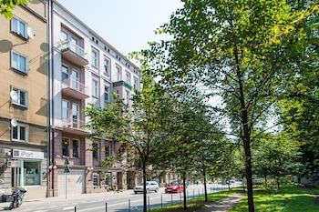 Poznan bölgesindeki Bliss Apartments New York resmi