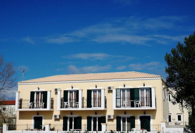 阿爾瑪酒店, 科孚島