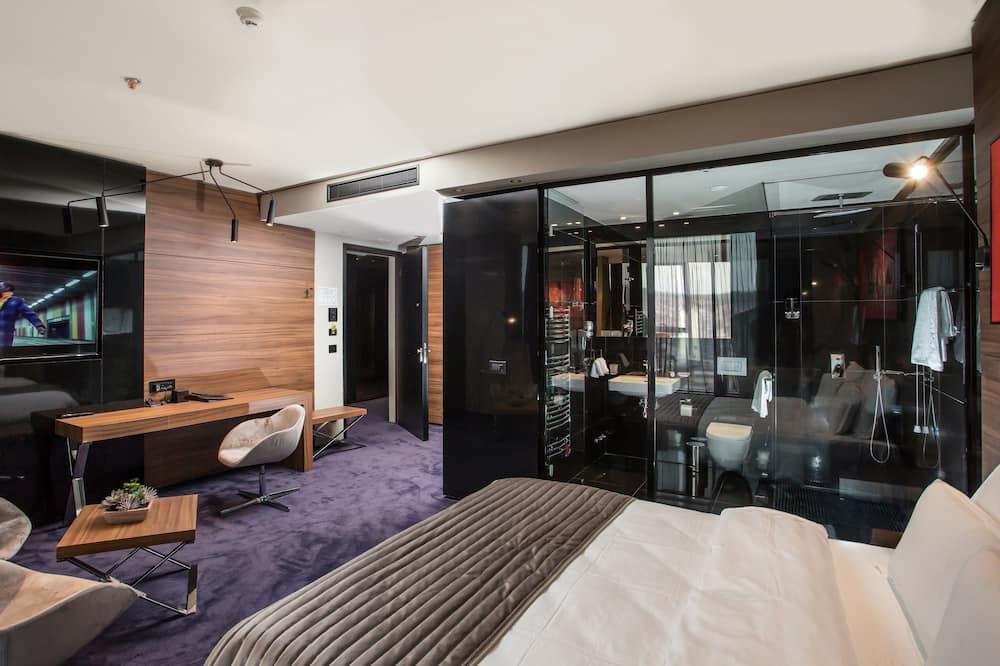 Superior Δίκλινο Δωμάτιο (Double ή Twin) (for Single Use) - Δωμάτιο επισκεπτών