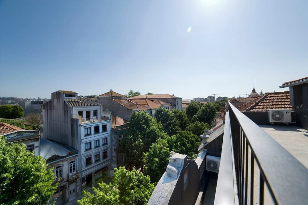 Panoramic Studio, Terrace - Balcony