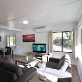Casa familiar, 4 habitaciones - Sala de estar