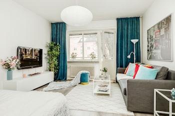 Bild vom City Center Apartment in Uppsala