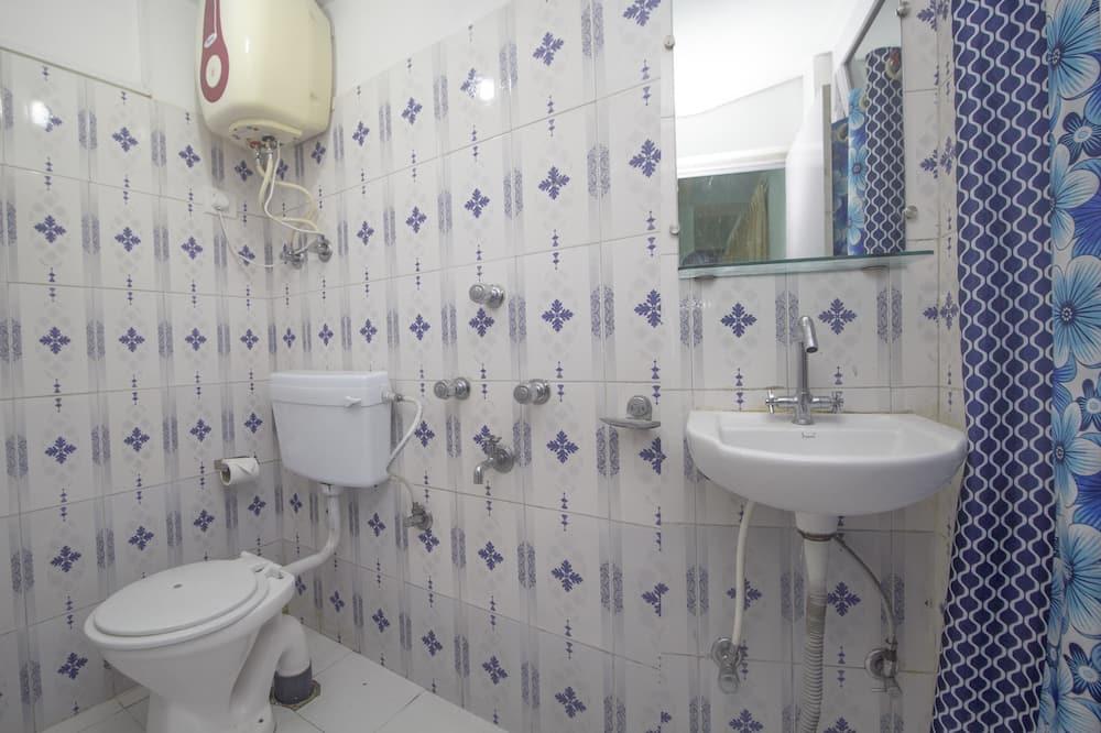 Pokój dwuosobowy z 1 lub 2 łóżkami typu Deluxe - Łazienka