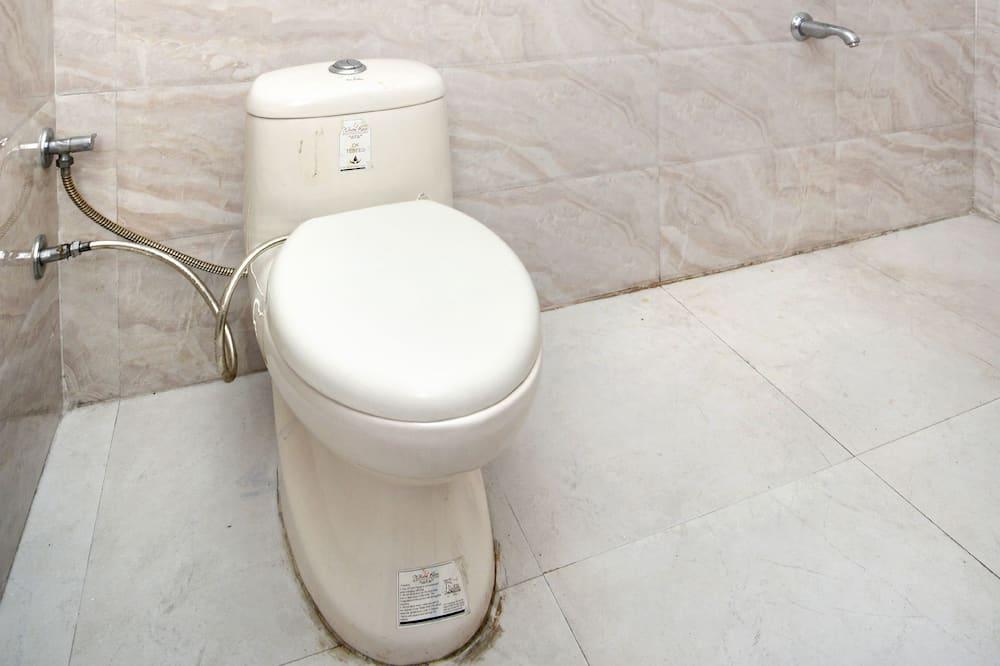 ห้องดีลักซ์ดับเบิลหรือทวิน - ห้องน้ำ
