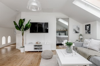 Picture of Exclusive City Center 19th Century Apartment in Uppsala