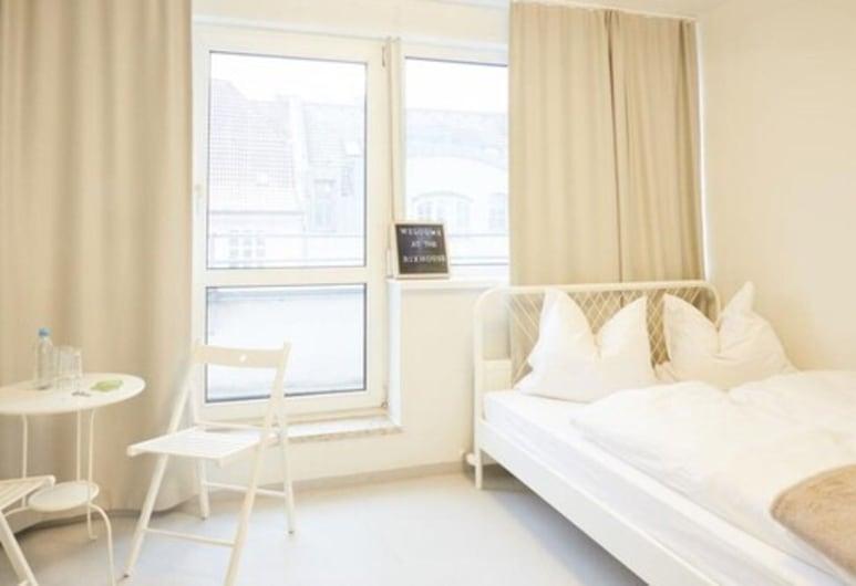 RixHouse - Hostel, Βερολίνο, Family Δωμάτιο, Μπαλκόνι, Δωμάτιο επισκεπτών