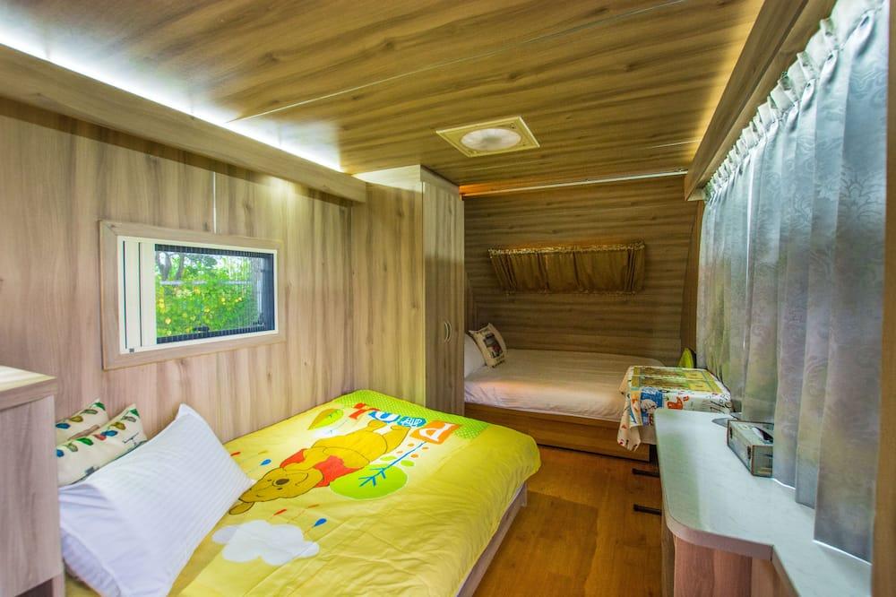 Cabaña Prestigio, 1 habitación - Sala de estar