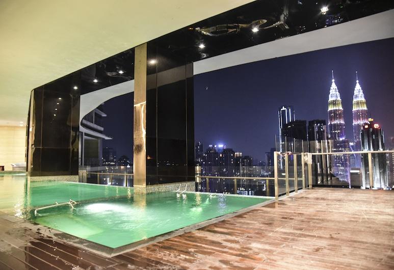 OHO套房公寓吉隆坡塞蒂亞天空店, Kuala Lumpur