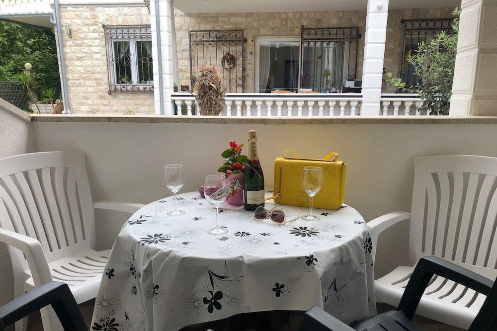 Apartment (3) - Balcony