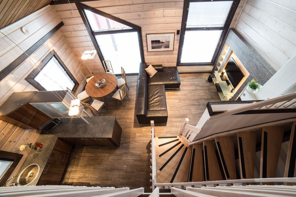 Duplex Cottage - Herbergi