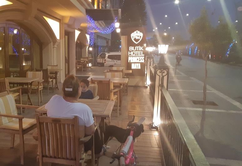 Princess Maya Butik Hotel, Adana, Pohľad na hotel – večer/v noci