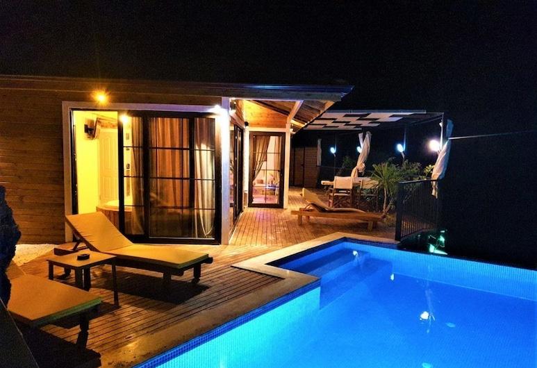 Villa Yali, Kas, בריכה חיצונית