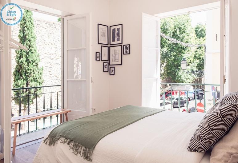 Casas do Bairro Conqvistador, Λισσαβώνα, City Διαμέρισμα, 1 Υπνοδωμάτιο, Μπαλκόνι, Δωμάτιο