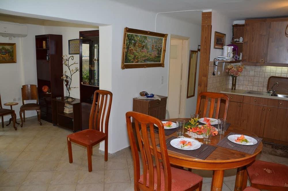 Māja - Dzīvojamā zona