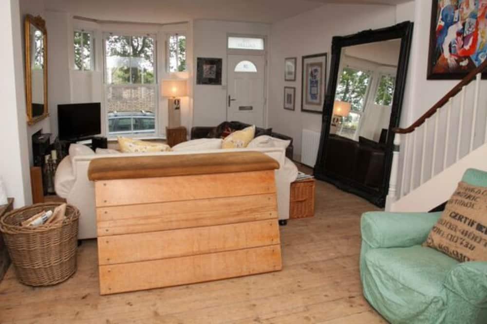 บ้านพัก, 3 ห้องนอน - ห้องนั่งเล่น