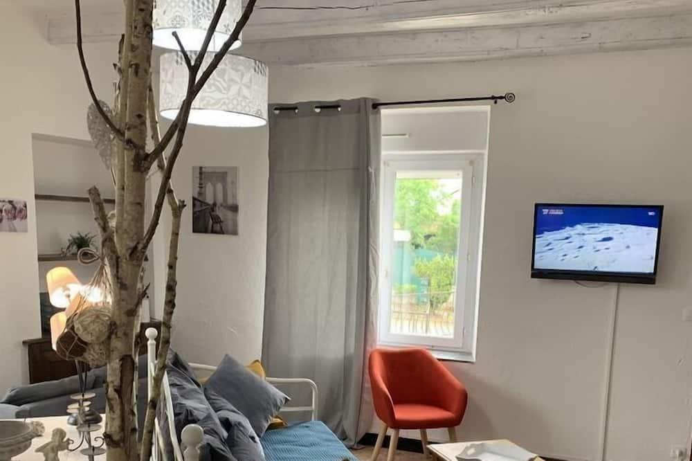Klassiek huis - Woonruimte