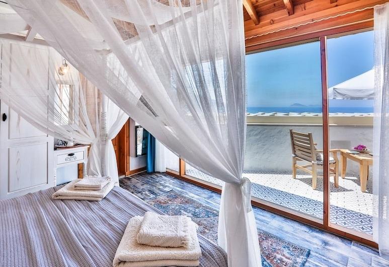 Pier House, Kas, Habitación Confort, vista al mar, Habitación