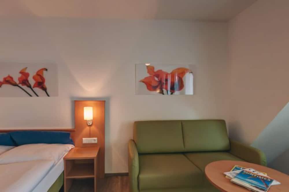 Rodinný pokoj (Haupthaus) - Obývací prostor