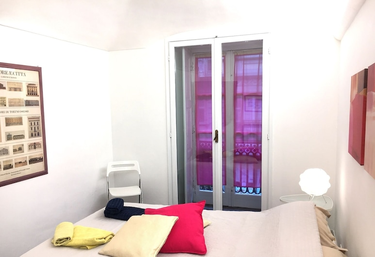 Anselmo, Turin, Apartment, 2 Bedrooms, Room