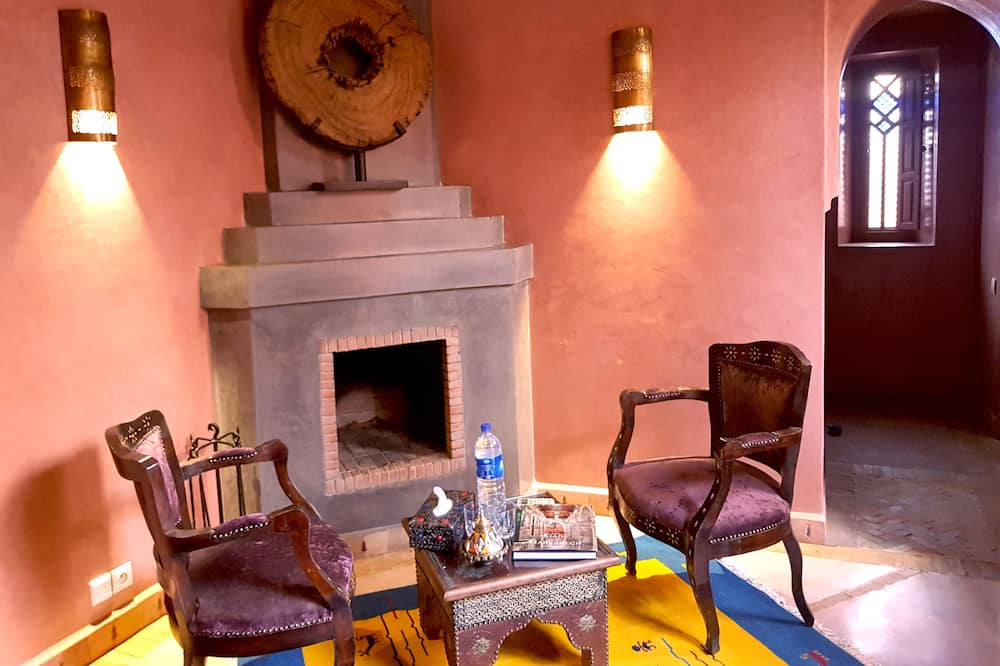 Pokój dla 3 osób Signature (Suite Kalina) - Powierzchnia mieszkalna