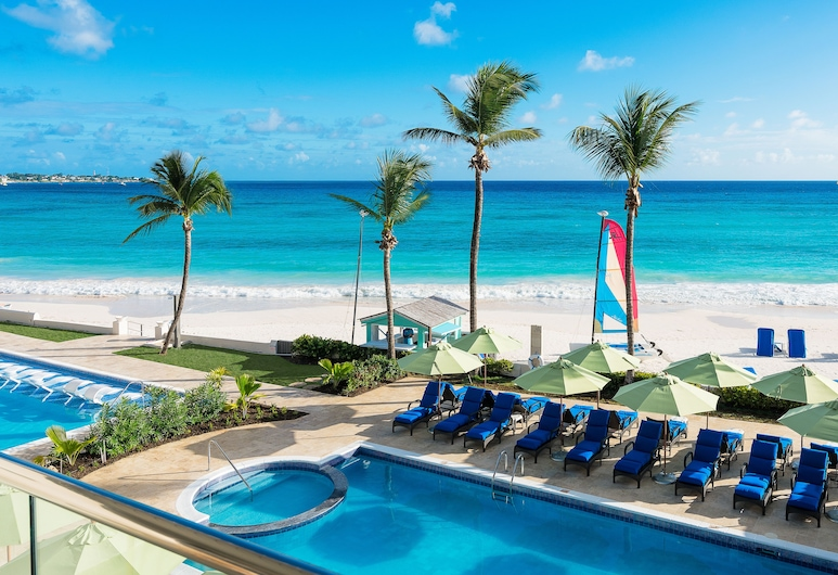 Luxury Collection at Sea Breeze Beach House by Ocean Hotels , Maxwell, Pool