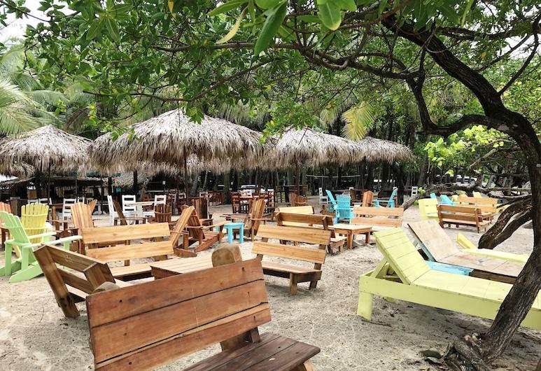 Beach Cabinas, Cobano, Bar na praia