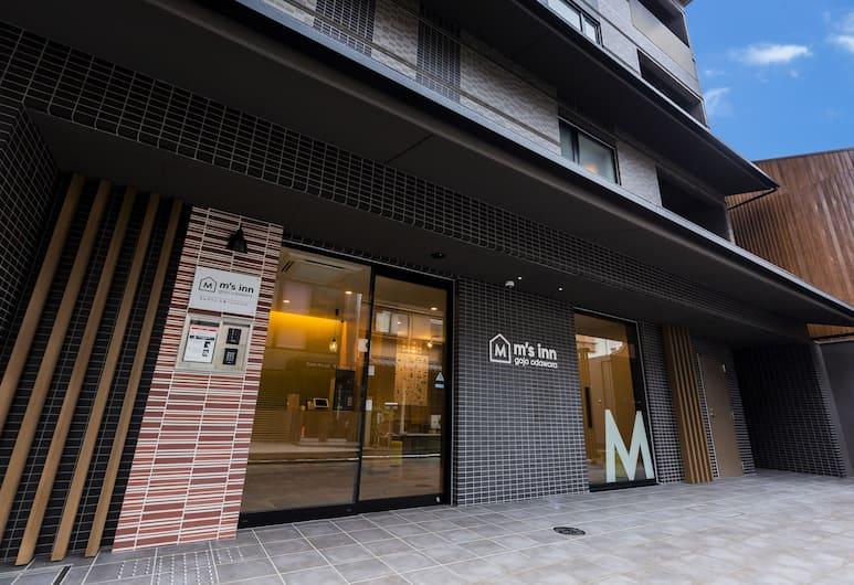 M's INN GOJO ODAWARA, Kyoto, Hotel Front